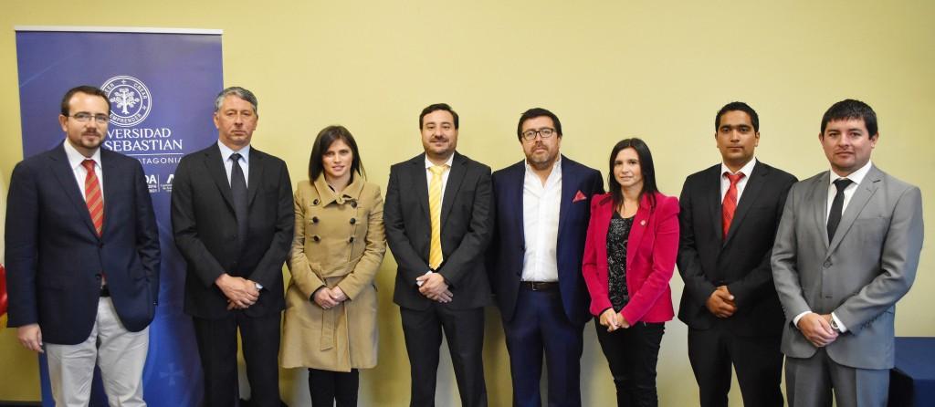 Alumnos de la Sede De la Patagonia obtiene su Grado Académico