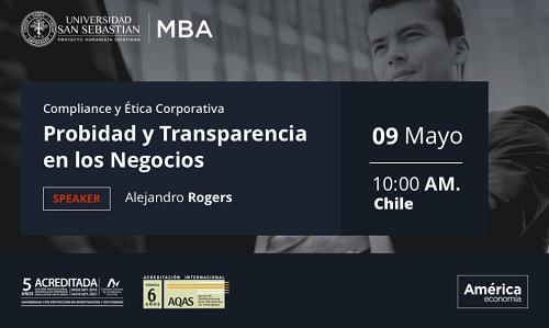 Alejandro Rogers es MBA en Finanzas del Massachusetts Institute of Technology Sloan, e Ingeniero Comercial de la Universidad del Desarrollo.