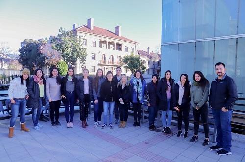 Los estudiantes de la segunda versión del Diplomado en Nutrición Deportiva provienen de diferentes puntos del país.