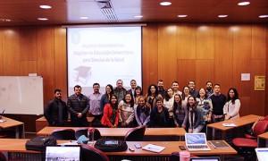 1 Estudiantes Magíster en Educación Universitaria para Ciencias de la Salud