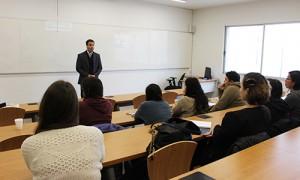 Javier Latorre, Director General de Postgrado y Educación Continua
