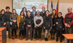 Nuevos estudiantes Magíster en Biología Celular y Molecular de las Enfermedades Crónicas no Transmisibles