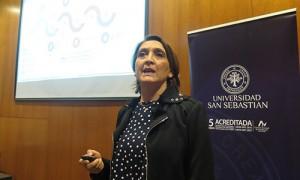 Paulina Carrasco, máster en Diseño Instruccional de la P. U. Católica