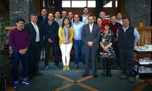 Alumnos MBA Sede De la Patagonia